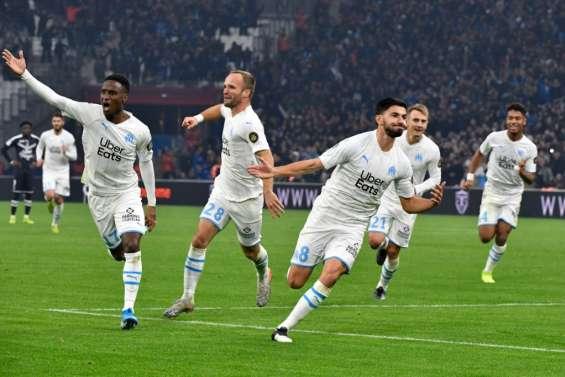 L1: Marseille renverse Bordeaux et repousse le 3e Lille à 6 points
