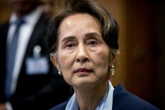 Rohingyas: Aung San Suu Kyi nie devant la CIJ toute