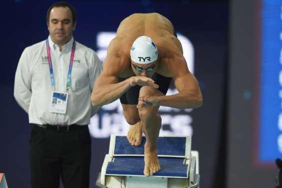 Euro-2019 en petit bassin: Manaudou en argent sur 50 m huit mois après son retour, battu par Morozov