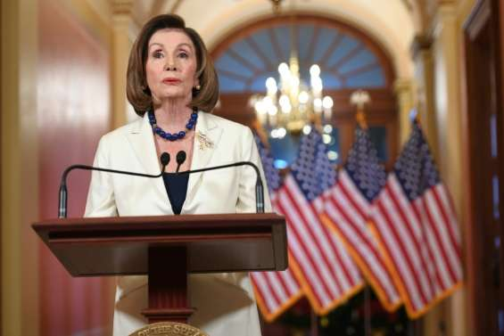 Le Congrès va entamer la rédaction de l'acte d'accusation de Trump