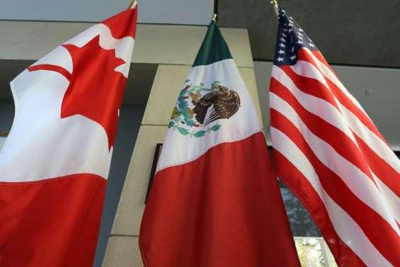 Accord de libre échange nord-américain: ultime rendez-vous à Mexico pour les négociateurs