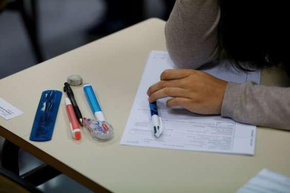 Début des épreuves du nouveau bac, menacées de boycott des profs