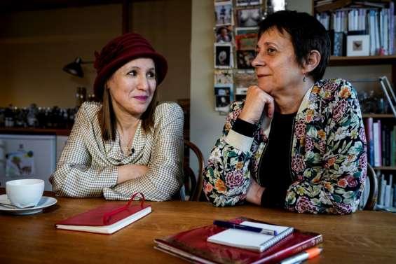 Mère de victime et mère de jihadiste ensemble pour un message d'espoir