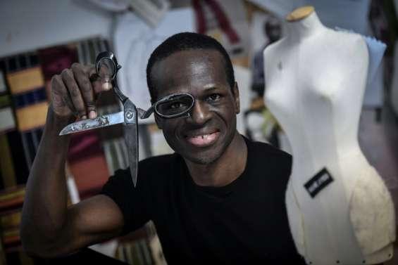 Imane Ayissi, couturier du patrimoine africain, sauf le wax