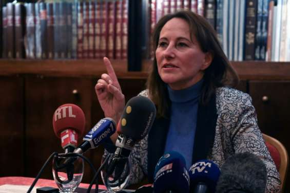 Ségolène Royal démise de ses fonctions d'ambassadrice des pôles ce vendredi