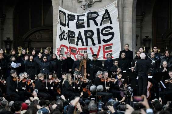 L'Opéra de Paris rouvre ses portes après une grève historique