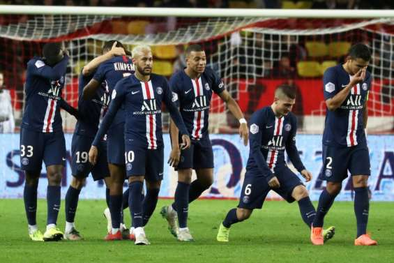 Ligue 1: Paris se rattrape sur le Rocher