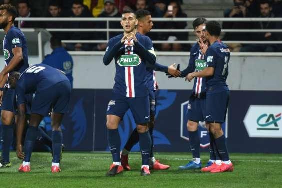 Coupe de France: les doublures parisiennes font le job à Pau
