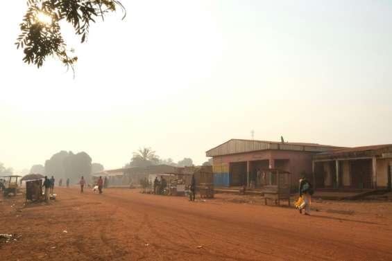 En Centrafrique, des dizaines de morts dans les violences du weekend à Bria