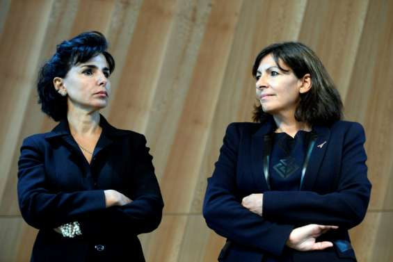 Municipales à Paris: Hidalgo loin devant, Dati (2e) décroche les
