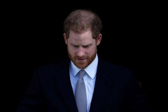 Le prince Harry s'est mis en retrait de la monarchie