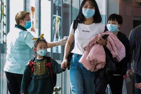 Trois cas de coronavirus confirmés en France, un en Australie