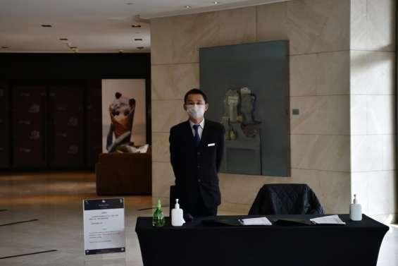 A Wuhan, dans un hôtel fantôme hanté par le virus