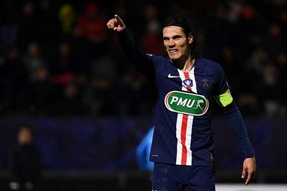 Coupe de France: Cavani et le PSG, entre mythe et malaise