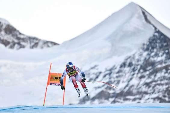 Ski alpin: Mayer s'impose, les Français brillent au combiné de Wengen