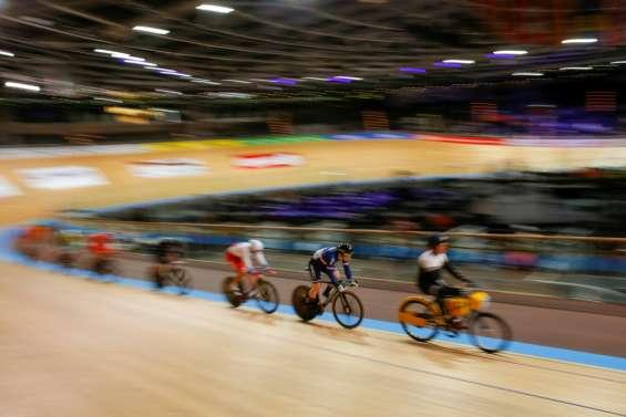 Cyclisme sur piste: les Français dans le dur aux Mondiaux de Berlin