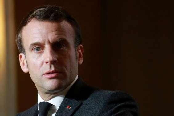 Macron à Mulhouse pour s'engager contre
