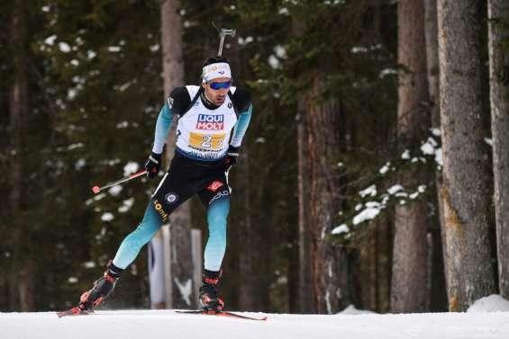 Mondiaux de biathlon: Fourcade à l'assaut de Boe