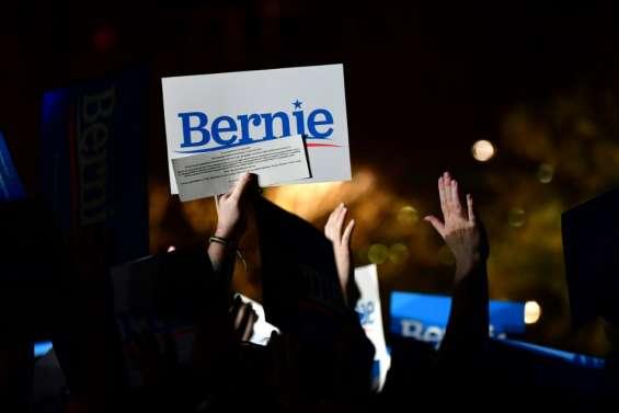 Le socialiste Sanders en super-favori, les démocrates modérés s'inquiètent
