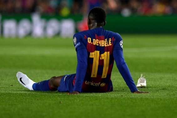 Euro-2020 : forfait confirmé pour Ousmane Dembélé, absent 6 mois