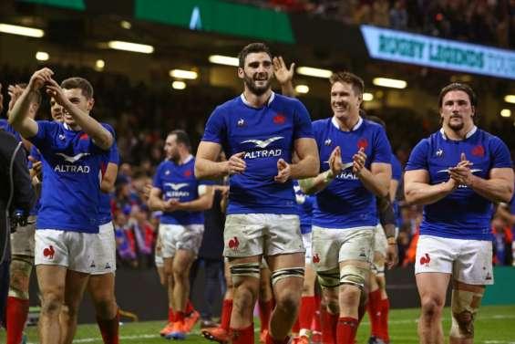 Six nations: fin de série noire au pays de Galles pour le XV de France