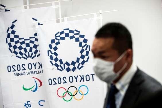 Le Japon a proposé un report d'un an des JO de Tokyo-2020