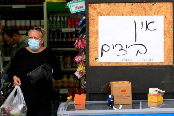 Le coronavirus provoque une vraie chasse aux oeufs dans les épiceries en Israël