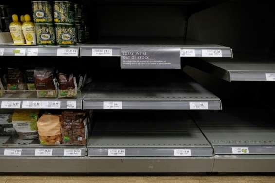 Un risque de crise alimentaire mondiale liée au coronavirus, selon l'ONU et l'OMC