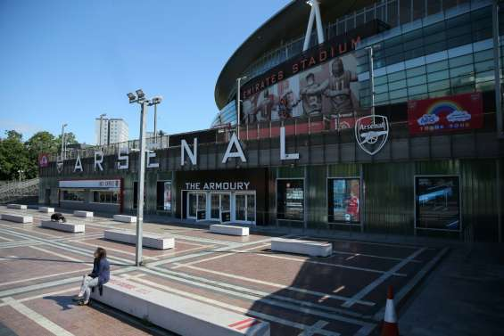 Angleterre: la Premier League donne rendez-vous au monde le 17 juin
