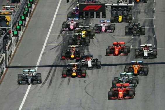 Feu vert pour la F1 en Autriche, la saison peut démarrer