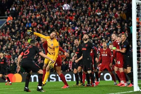 Coronavirus: le match Liverpool-Atletico serait lié à