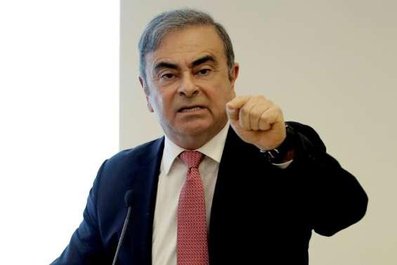 Fuite de Carlos Ghosn: deux complices présumésarrêtés aux Etats-Unis