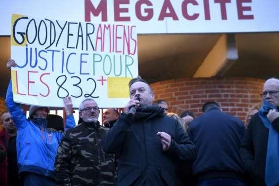 Goodyear condamné pour licenciement abusif à Amiens-Nord,