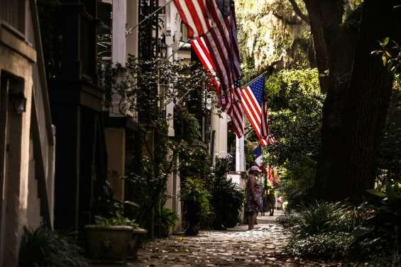 Etats-Unis: à Savannah et Charleston, le déconfinement précoce attire les touristes