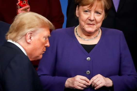 G7 à Washington: Merkel dit non à Trump
