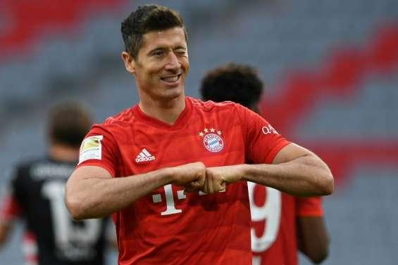 Allemagne: le Bayern au grand galop vers un 8e titre consécutif