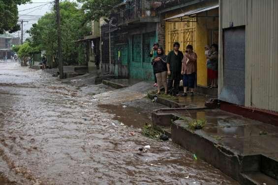 La tempête tropicale Amanda frappe le Salvador et le Guatemala: 9 morts