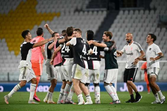 Italie: la Juventus force 9 !