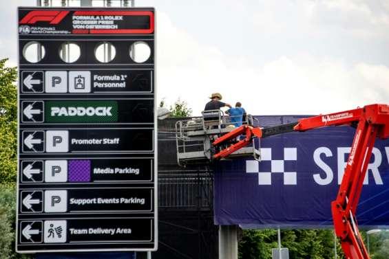 La F1 inaugure en Autriche ses Grands Prix