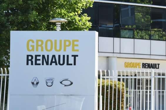 Renault, au fond du trou, affiche une perte abyssale de 7,3 milliards