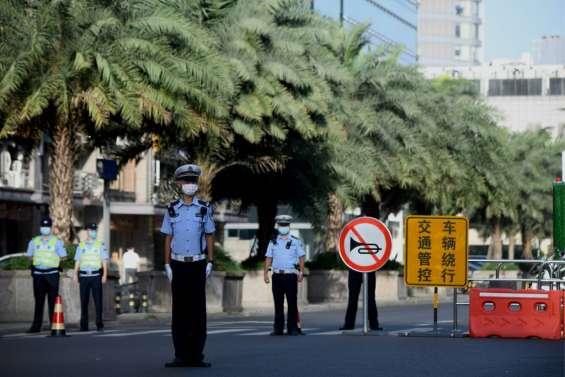 La Chine investit le consulat des Etats-Unis à Chengdu après le départ des Américains