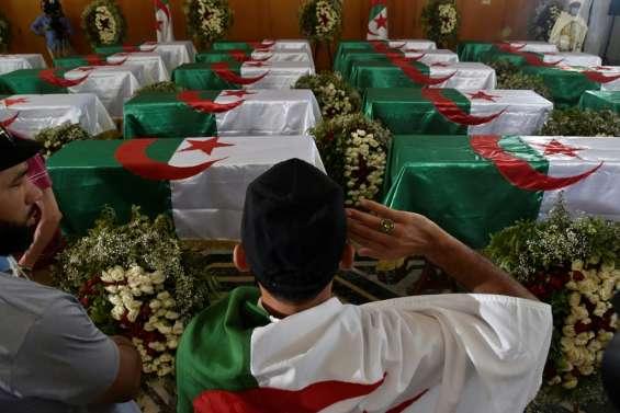 L'Algérie attend des excuses de la France pour son passé colonial (Tebboune)