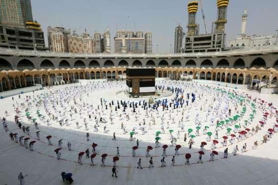A La Mecque, le pèlerinage 2020 est l'un des plus sûrs en dépit de la pandémie