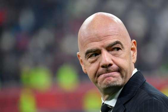 Fifagate: ouverture d'une enquête contre le président de la FIFA Gianni Infantino