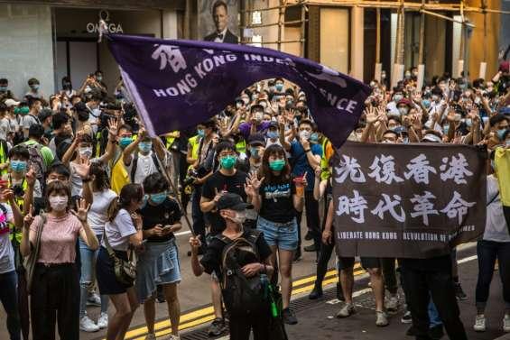 Loi sur la sécurité: le grand ménage des Hongkongais sur les réseaux sociaux