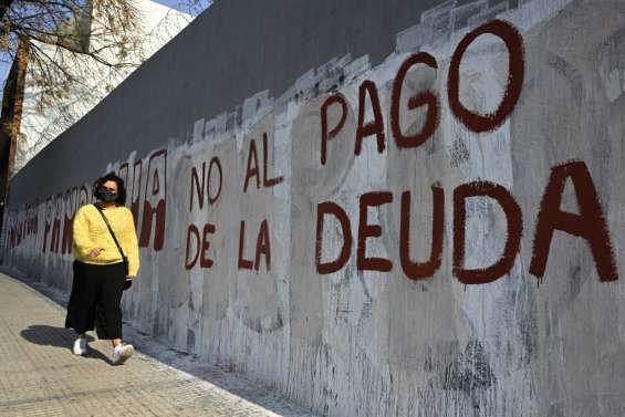 Restructuration de la dette: l'Argentine annonce un accord avec ses créanciers