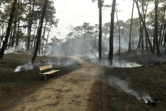 Incendie d'Anglet: feu