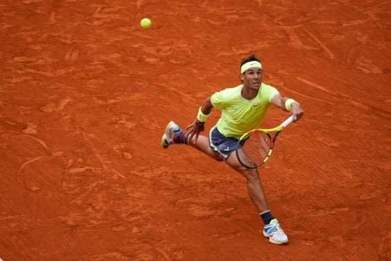 Tennis: pour Roland-Garros, Nadal