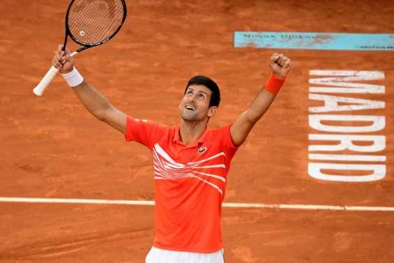 Tennis: le coronavirus emporte le Tournoi de Madrid
