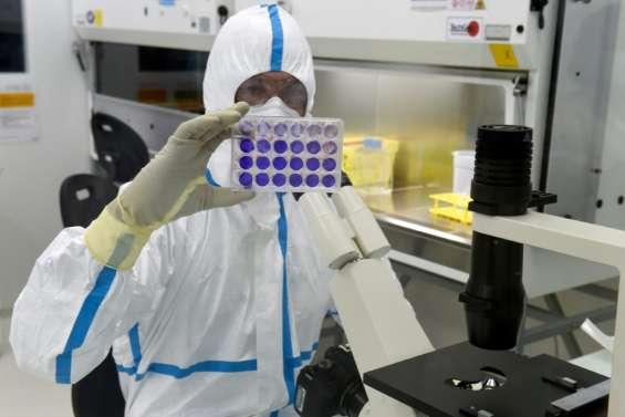 Un laboratoire nantais dans la course au vaccin anti-Covid